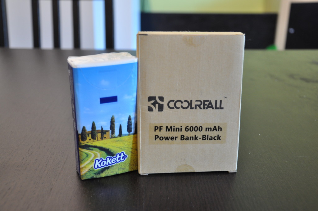 Coolreall Powerbank