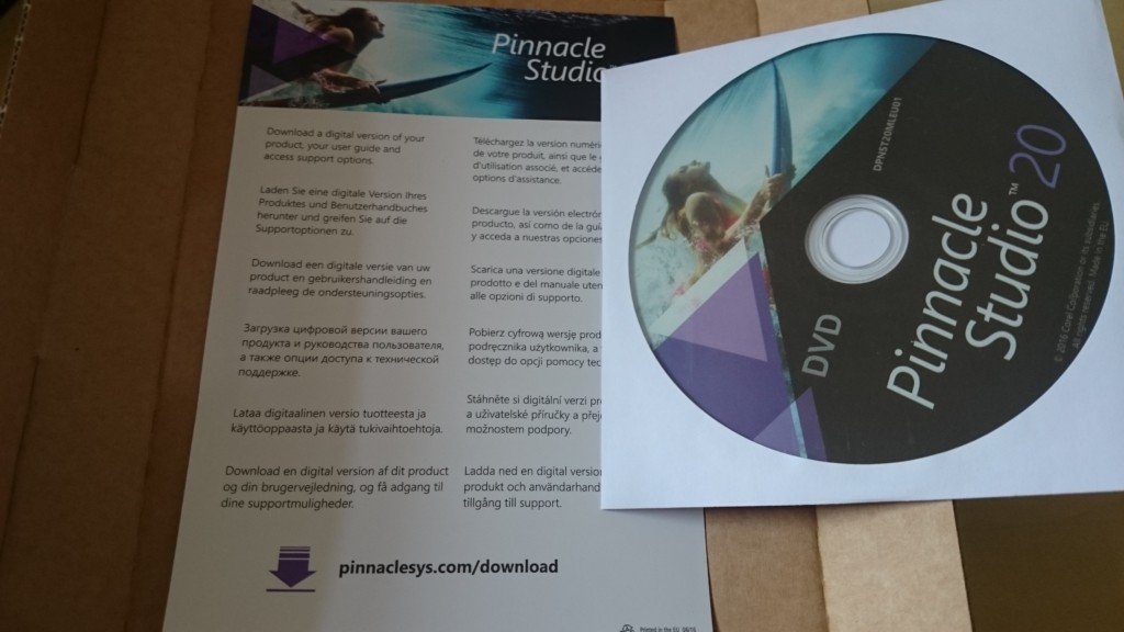 Pinnacle Studio 20 Ultimate Test