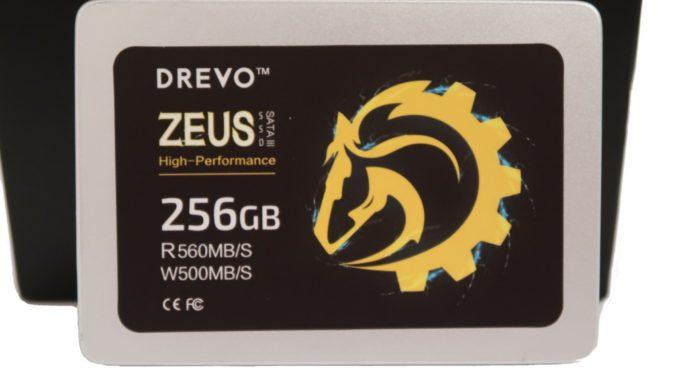 Drevo ZEUS SSD