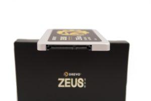 DREVO SSD Zeus Anschlüsse