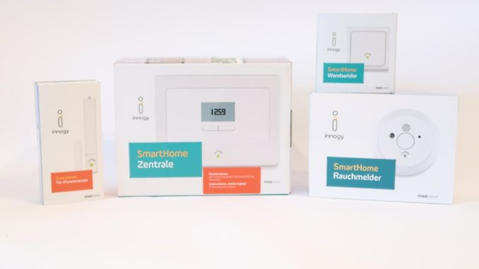 Innogy Smarthome System Im Test Technik Review