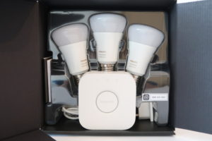 Philips Hue White and Color Ambiance Starter Set