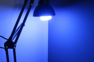 Philips Hue White and Color Ambiance Blau