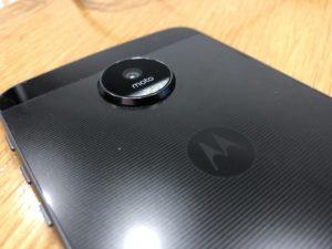 Lenovo Moto Z Moto überstehende Kamera