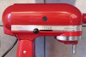 KitchenAid Artisan Küchenmaschine Test Review