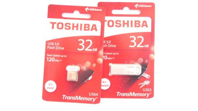 Toshiba U363 U364 USB Stick