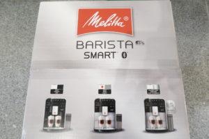 Melitta Barista TS Smart Verpackung