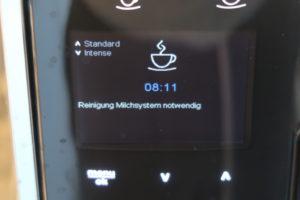 Melitta Barista TS Smart Reinigung Milchsystem