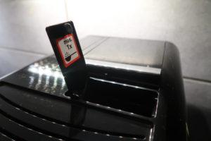 Melitta Barista TS Smart Kaffeepulverfach
