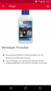 Melitta Connect Android App