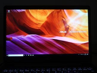 ASUS ZenBook UX331UN Display
